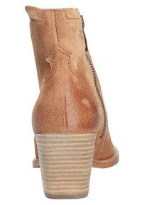 Paul Green - Cowboy/biker ankle boot - brown - 2