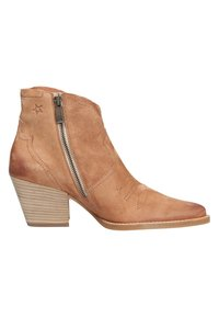 Paul Green - Cowboy/biker ankle boot - brown - 6