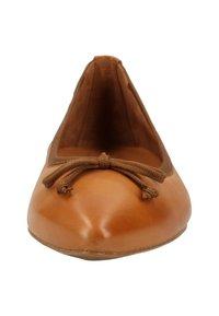 Paul Green - Ballet pumps - brown - 5