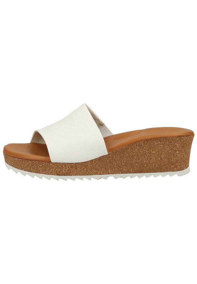 Sandaler - weiß 26