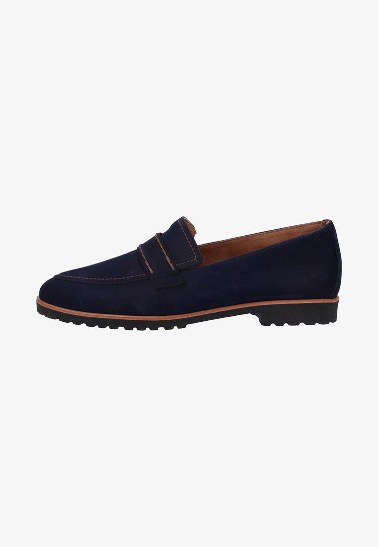 Paul Green - Business-Slipper - blue