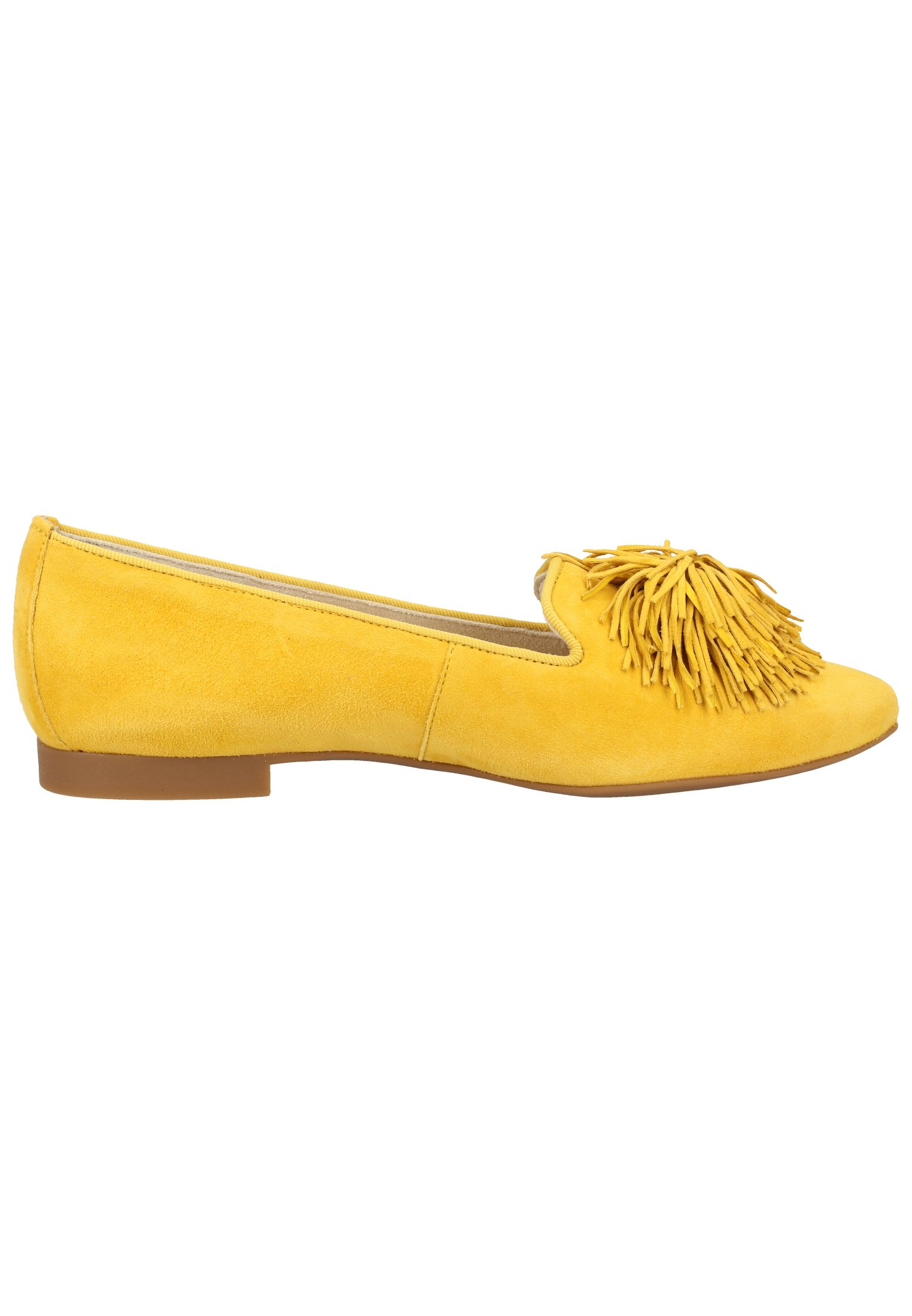 Paul Green Loafers - yellow