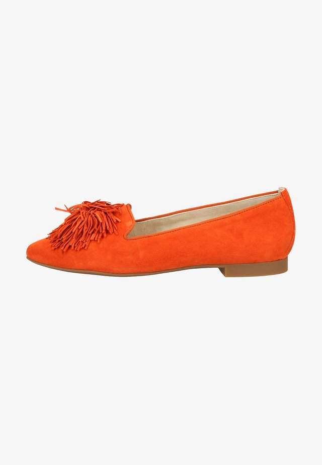 Slipper - orange