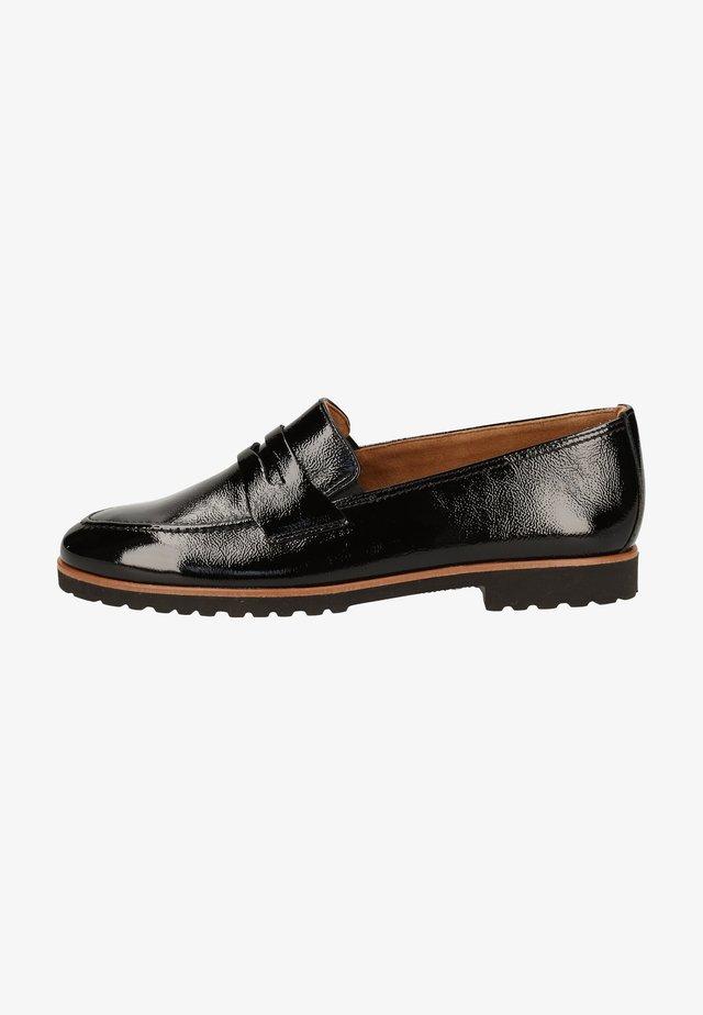 Eleganckie buty - schwarz 087
