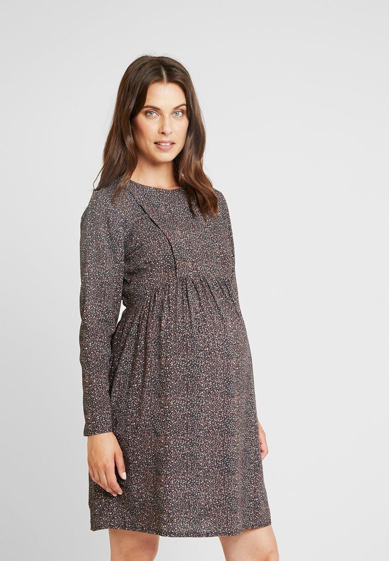 Paula Janz Maternity - DRESS HELEN NURSING - Day dress - rose