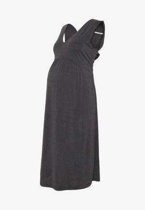 DRESS TOUCH - Sukienka z dżerseju - anthracite