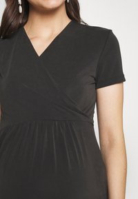 Paula Janz Maternity - Jersey dress - anthracite - 5