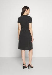 Paula Janz Maternity - Jersey dress - anthracite - 2