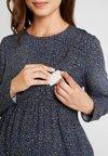 Paula Janz Maternity - TUNIC NURSING HELEN - Blouse - blue