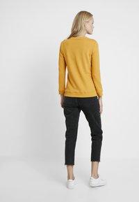 Paula Janz Maternity - HAPPINESS - Sweatshirt - yellow - 2