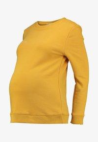 Paula Janz Maternity - HAPPINESS - Sweatshirt - yellow - 4