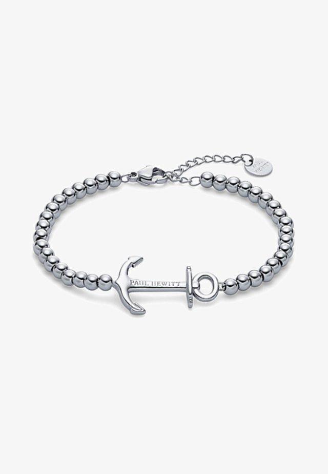 ANCHOR - Armband - silver-coloured