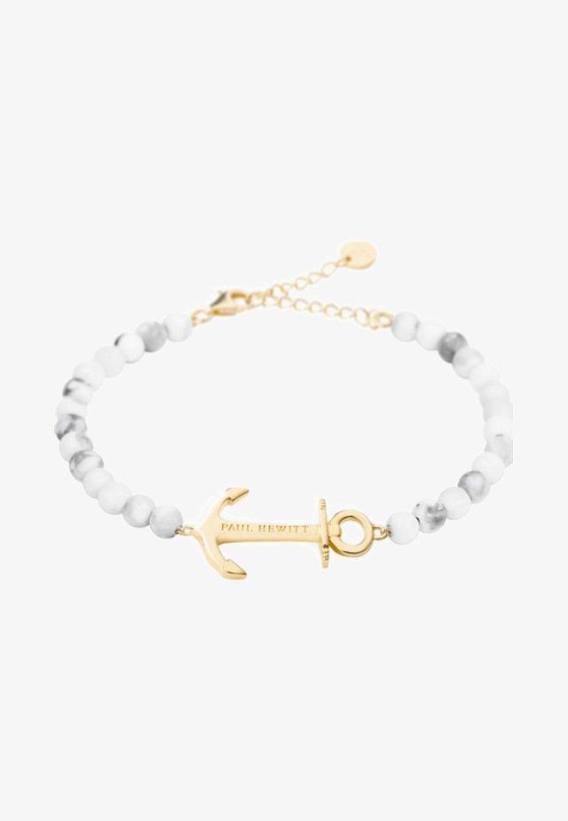 ANCHOR - Armband - gold-coloured