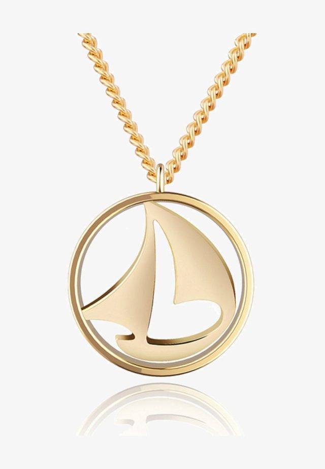 SAIL AWAY - Halskette - gold