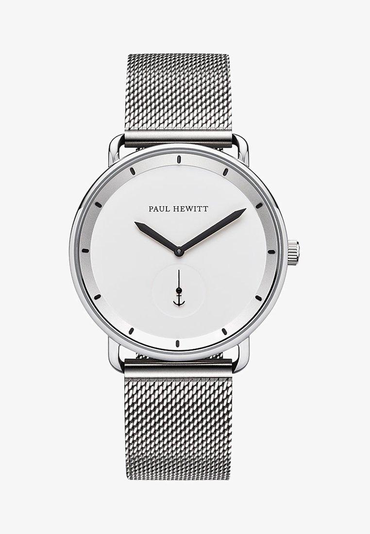 Paul Hewitt - Watch - silver-coloured