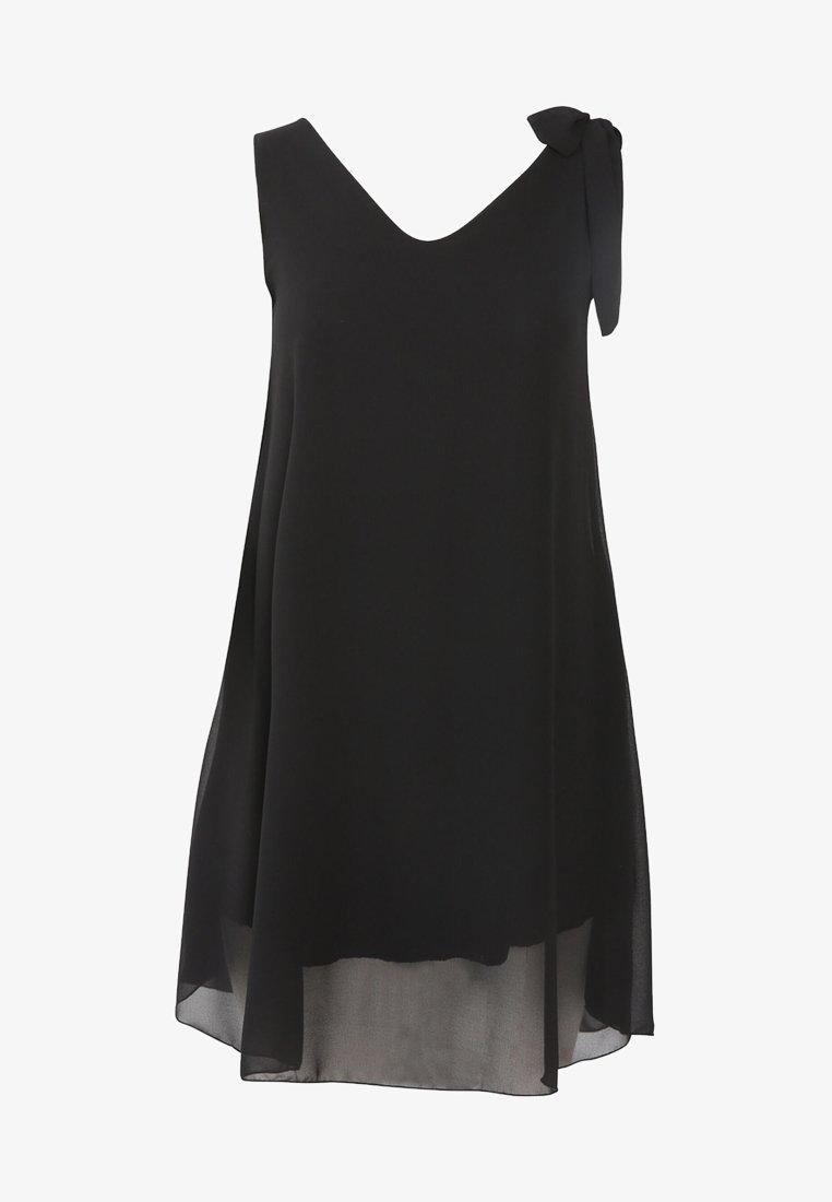 Paprika - MIT SCHLEIFE - Korte jurk - black