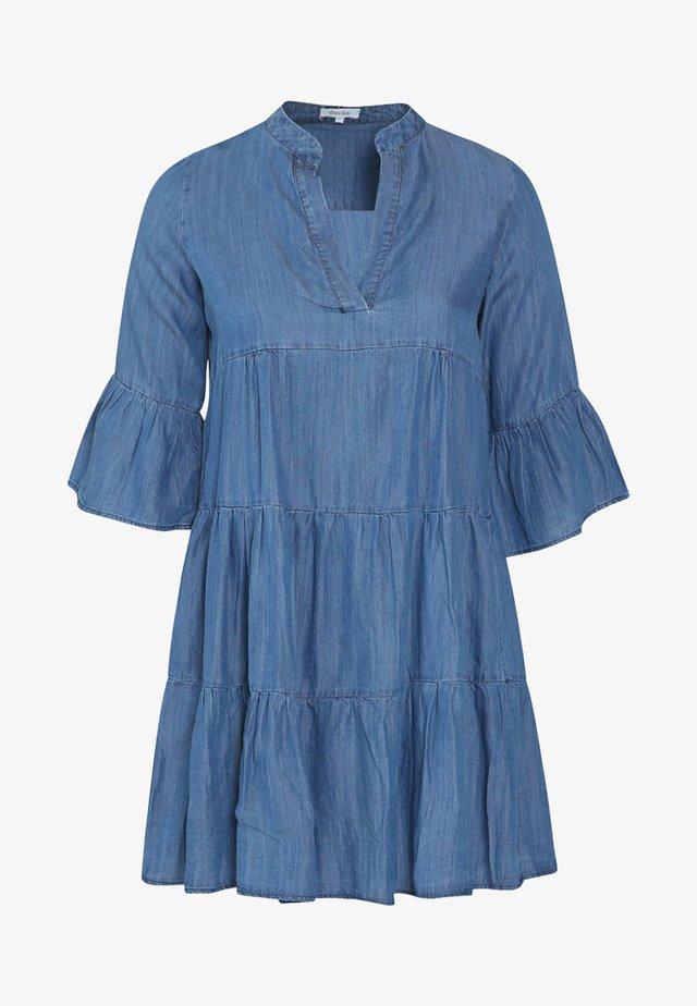 ROBE  - Spijkerjurk - blue denim