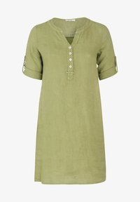 Paprika - Day dress - olive green - 4