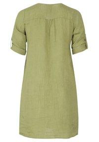 Paprika - Day dress - olive green - 5