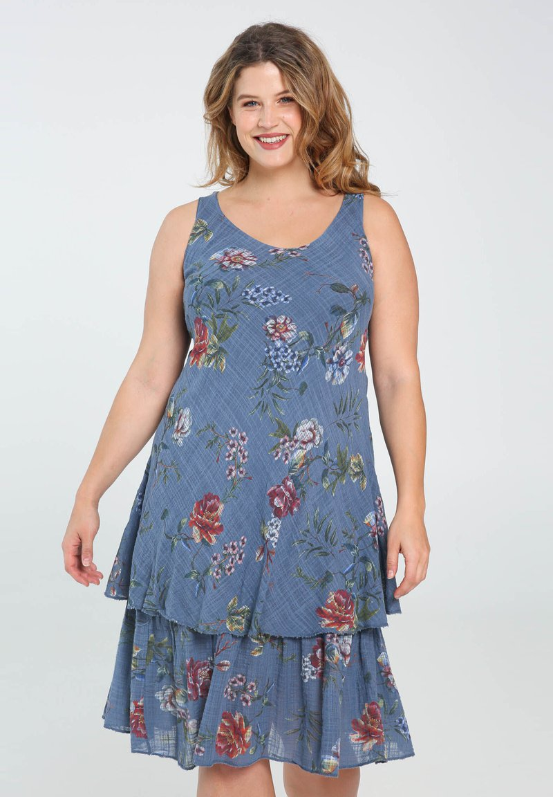 Paprika - Day dress - indigo
