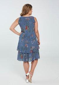 Paprika - Day dress - indigo - 2