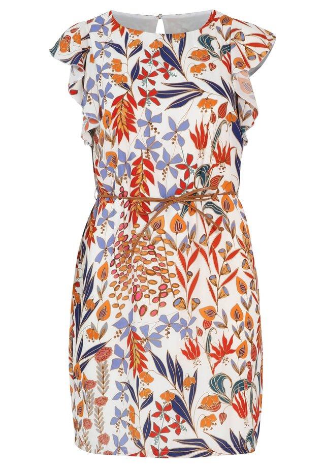 Sukienka letnia - multicolor