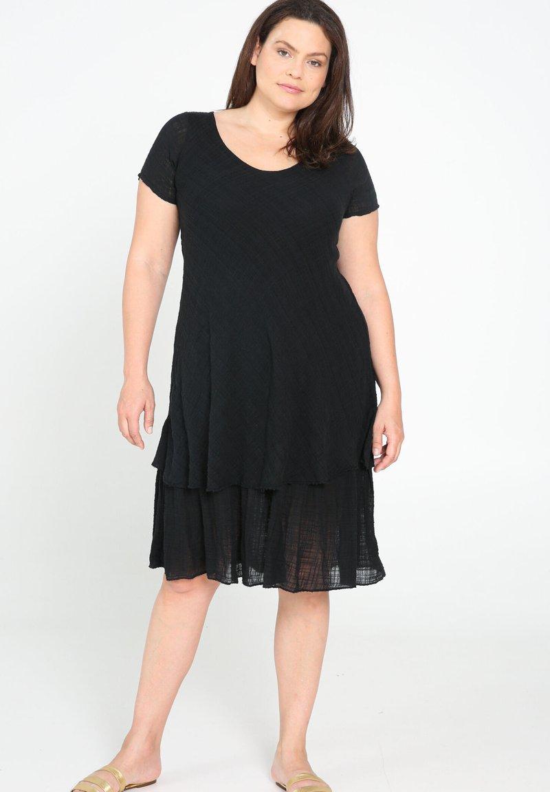 Paprika - Vestido informal - black