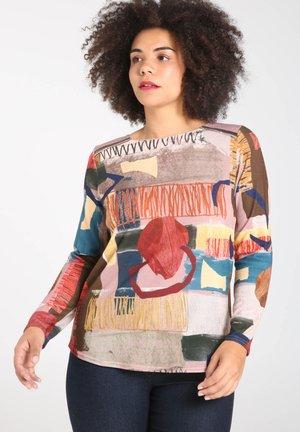 T-shirt à manches longues - multi-coloured