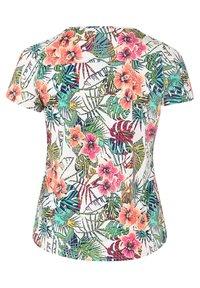 Paprika - MIT TROPIC-PRINT AUS KÜHLEM MATERIAL - T-shirt con stampa - multicolor - 1