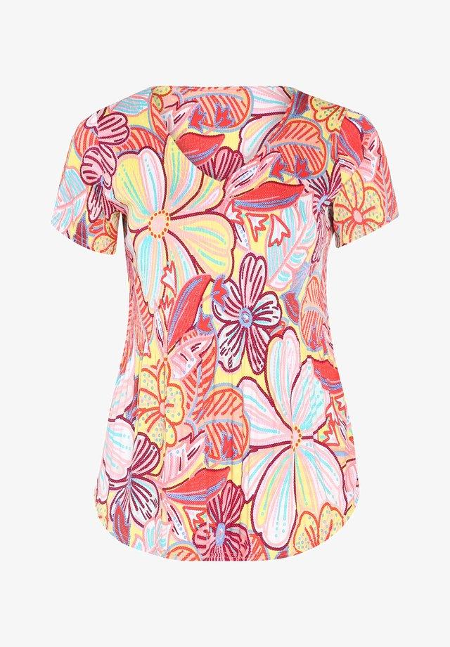 T-shirt imprimé - multicolor