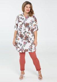 Paprika - Button-down blouse - white - 1