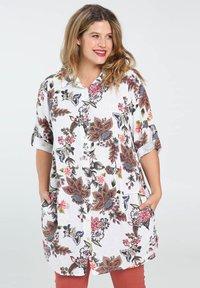 Paprika - Button-down blouse - white - 0