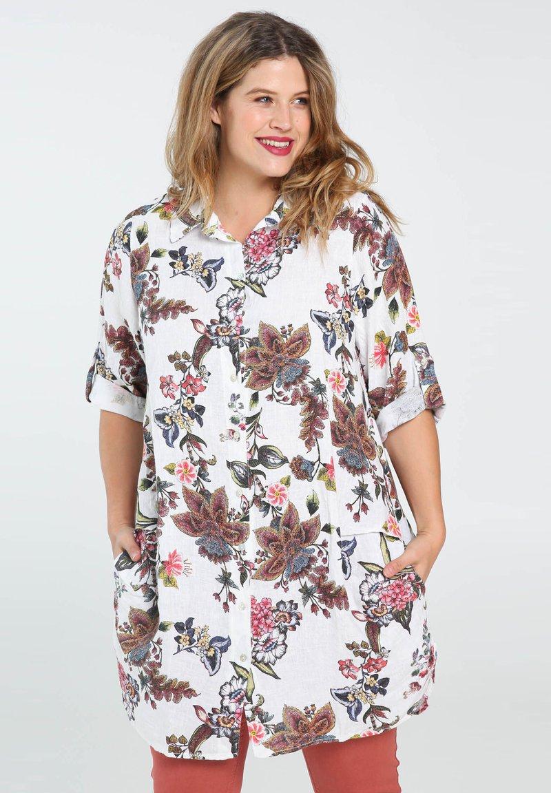 Paprika - Button-down blouse - white
