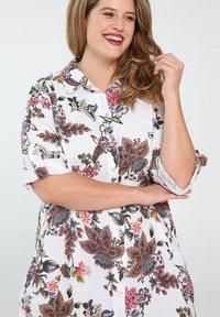 Paprika - Button-down blouse - white - 3