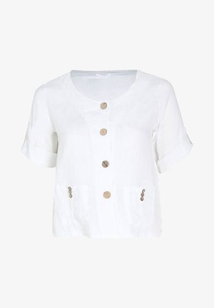 BOUTONS COCO - Bluzka - white