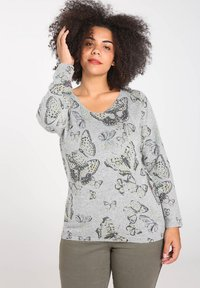 Paprika - Pullover - gray - 0