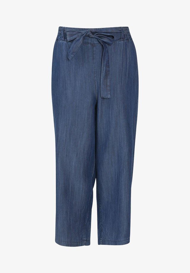 Jeansy Relaxed Fit - denim