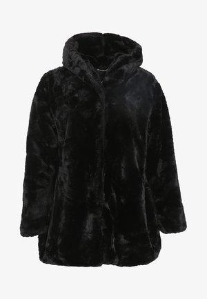 MIT KAPUZE - Veste d'hiver - black