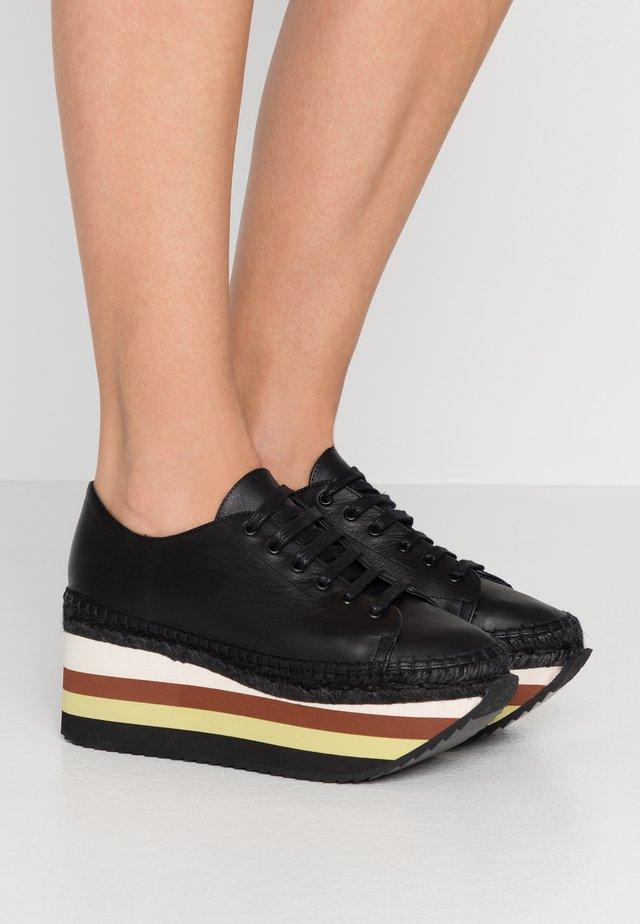 HARMONY - Loafers - black