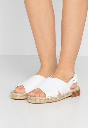 CONCHA SICILIA - Loafers - white
