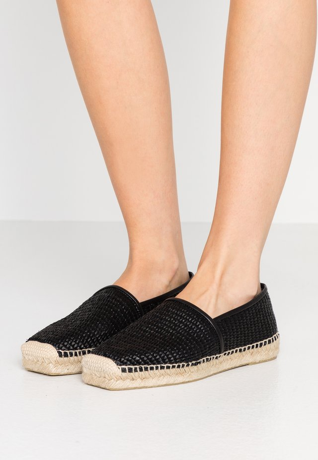 FRIDA - Espadrilles - black