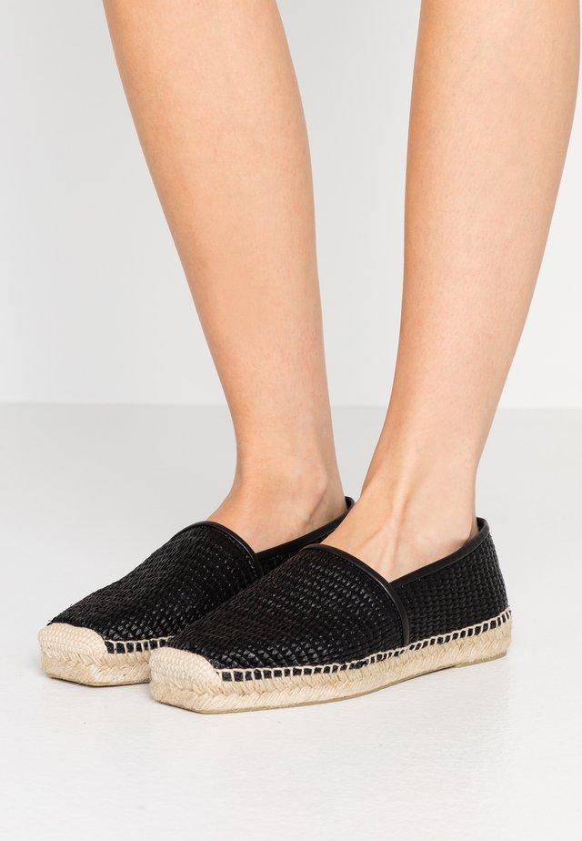 FRIDA - Loafers - black