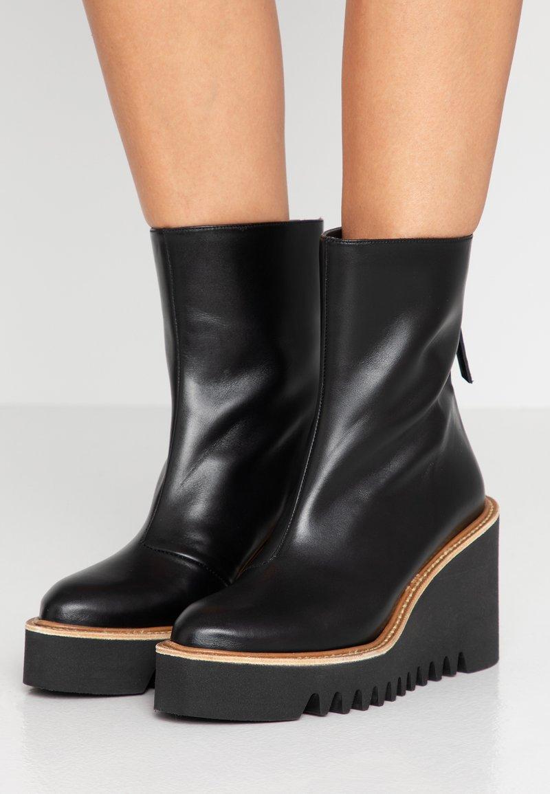 Paloma Barceló - BRISA  - High Heel Stiefelette - black