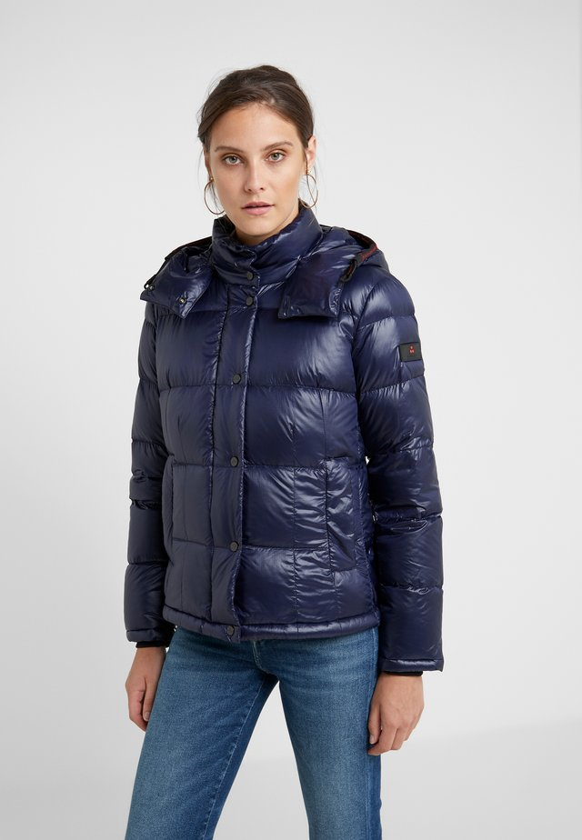 WATER REPELLENT BRYCE  - Daunenjacke - navy