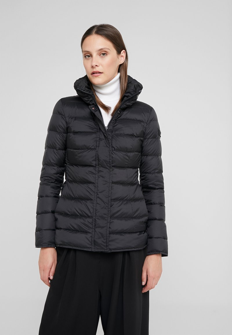 Peuterey - WATER REPELLENT FLAGSTAFF  - Down coat - black