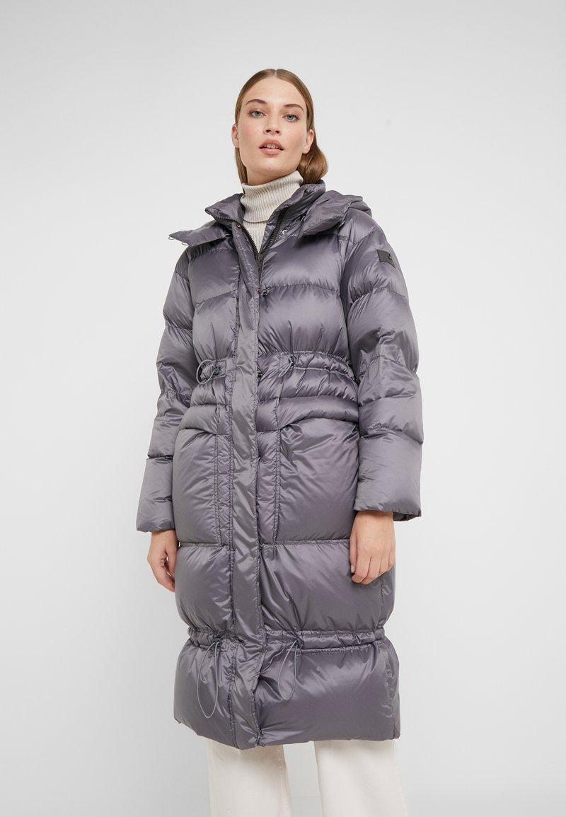 Peuterey - COBB LONG COAT - Dunjakke - grey