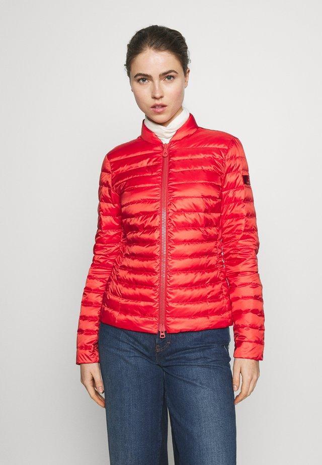 OPUNTIA - Down jacket - red