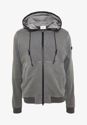 MONKEES - Zip-up hoodie - grey