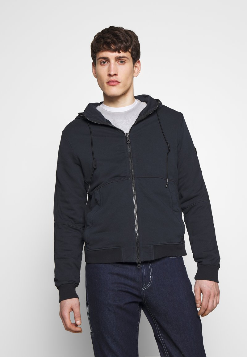 Peuterey - MONKEES - Zip-up hoodie - navy