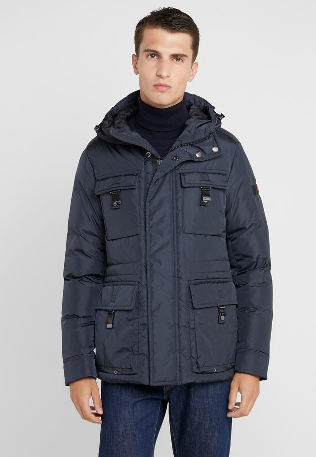 AIPTEK - Down jacket - navy